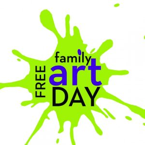Free Family Art Day