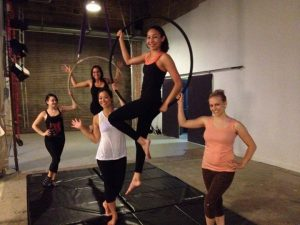 Adult & Youth Aerial Classes- No experience necessary!