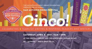 5th Annual San Antonio Book Festival