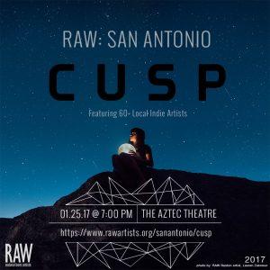 RAW: San Antonio presents CUSP