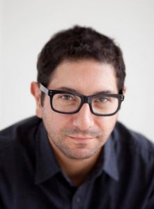 Antonio Ruiz-Camacho Reading