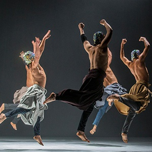 ARTS San Antonio presents Compagnie Hervé Koubi, What the Day Owes to the Night