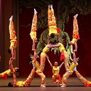 ARTS San Antonio presents the Peking Acrobats from Beijing, China.