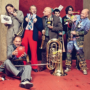 ARTS San Antonio presents Mnozil Brass from Vienna...