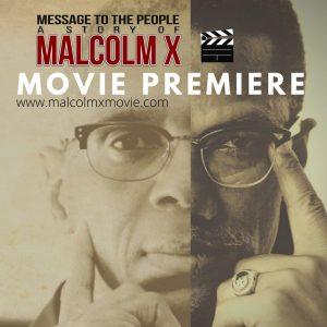 Malcolm X Movie Premiere