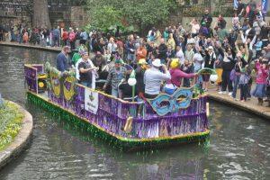 Bud Light Mardi Gras River Parade & Festival