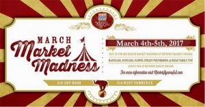 March Market Madness!