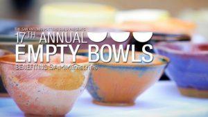 17th Annual Empty Bowls