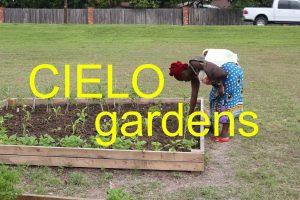 Poetry at CIELO Gardens: Refugee Awareness