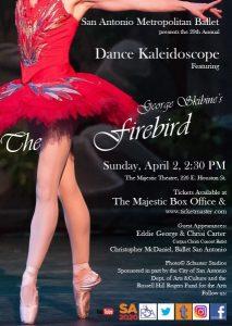 Dance Kaleidoscope 2017 featuring The Firebird