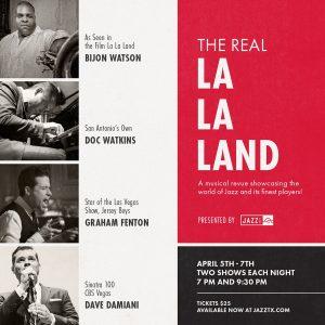 The Real La La Land at Jazz, TX