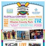 3rd Annual Mission Reach Flotilla Festival