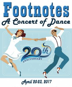 NESA presents FOOTNOTES: A Concert of Dance - 20th Anniversary