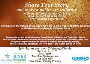 Arbol de la Vida : Voces de Tierra Invitation to Portray your Story