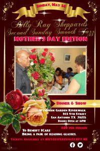 BillyRay Sheppard's Second Sunday Smooth Jazz: Mother's Day Edition