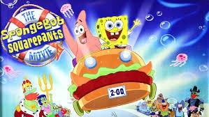 Free Outdoor Movie : SpongeBob Square Pants Movie