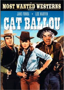 2017 Briscoe Film Series: Women Of The West - Cat Ballou