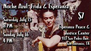 Noche Azul: Frida & Esperanza