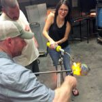 Illuminate the Dark - Live Glass Blowing Demonstration