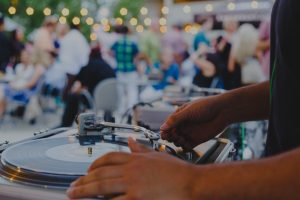Rooftop Jazz Season Announcement Party featuring the Doc Watkins Trio