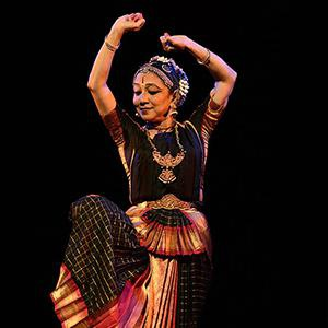 ARTS San Antonio Presents Nadhi: Love and Longing, performed by Leela Samson & Spanda Dance Company