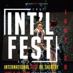3rd International FEST of Theatre