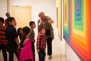 Docent Preview Session