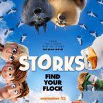 Free Outdoor Movie: Storks