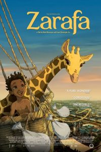Free Outdoor Movie: Zarafa