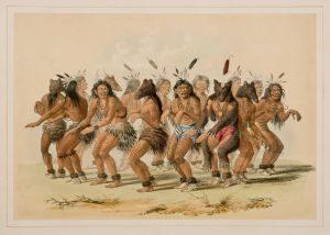 Catlin's North American Indian Portfolio Exhibition Tour