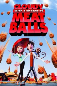 Free Outdoor Movie: Cloudy with a Chance of Meatballs