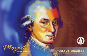 Mozart Festival Texas 2017