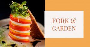 Botanical Garden Presents: Fork & Garden