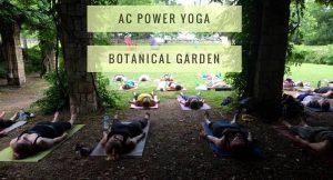 Botanical Garden Presents: Gardens and Yoga