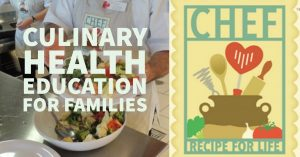 Botanical Garden Presents: Culinary Health Education for Families (CHEF)