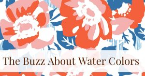 Botanical Garden Presents: The Buzz About Water Colors