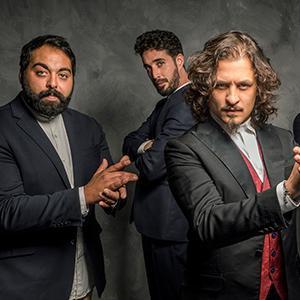 ARTS San Antonio Presents Flamenco Legends by Javier Limón, The Paco de Lucía Project