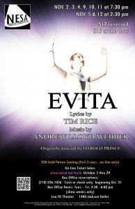 NESA presents EVITA