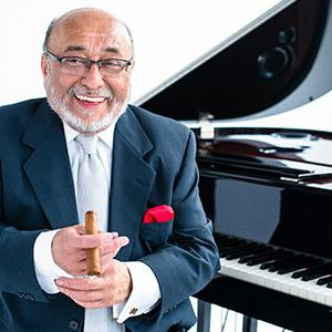 ARTS San Antonio Presents Eddie at 80: Eddie Palmieri and his Latin Jazz Septet