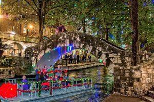 Ford Holiday Boat Caroling