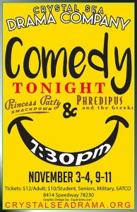 Comedy Tonight 2017