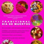Traditional 'Día de Muertos' and 'Papel Picado' Exhibit