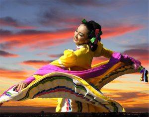 Fiesta Navidad Ballet Folklorico Mexicano de Carlos Moreno and Mariachi Divas