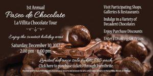 Paseo de Chocolate: La Villita Chocolate Tour