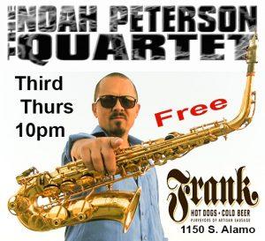 Third Thursday Jazz with The Noah Peterson Quartet