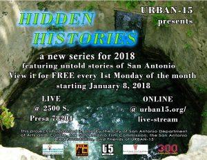 Hidden Histories Debuts at URBAN-15