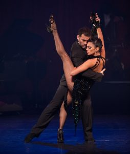 ARTS San Antonio Presents Tango Fire