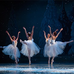 The Nutcracker by Mejia Ballet International and San Antonio Metropolitan Ballet