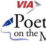 9th Annual VIA Poetry on the Move Contest