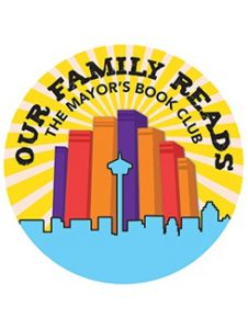Our Family Reads: The Mayor's Book Club Kick Off